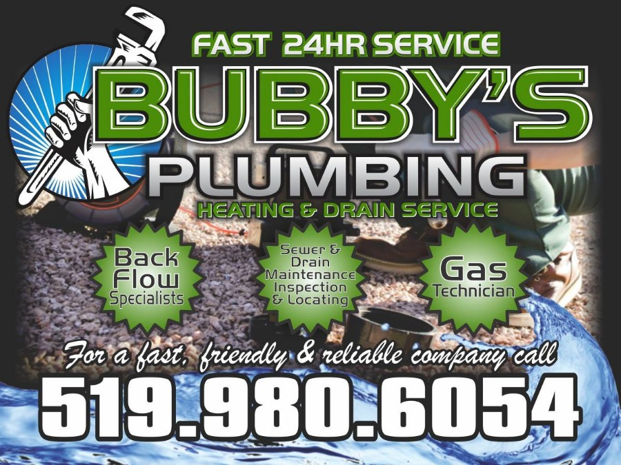 Bubby's Plumbing & Heating