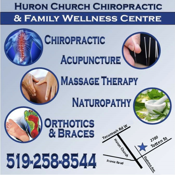 Huron Church Chiropractor & Family Wellness Centre