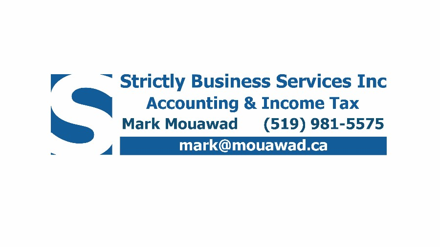 Strictly Business Services Inc.